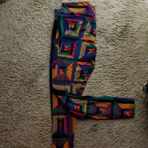 Women's lularoe TC leggings